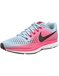 Womens Air Zoom Pegasus 34 Low Top Lace Up Running Sneaker