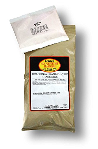 A.C. Legg Bologna/Frank Seasoning (Best Tasting Hot Dogs)