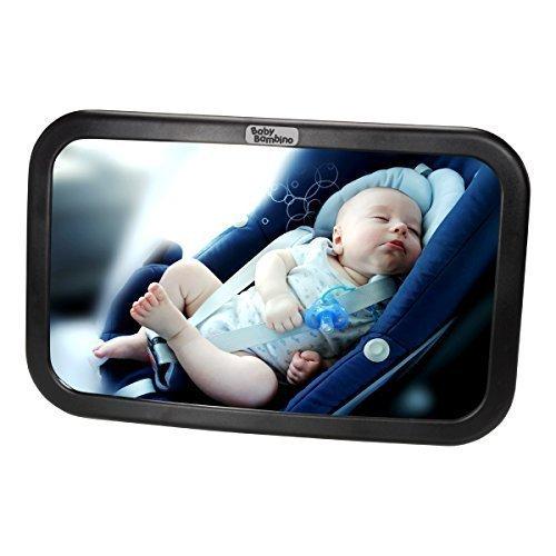 9 opinioni per Specchio Retrovisore Auto Specchietto Per Bambini Seggiolino Molto Largo