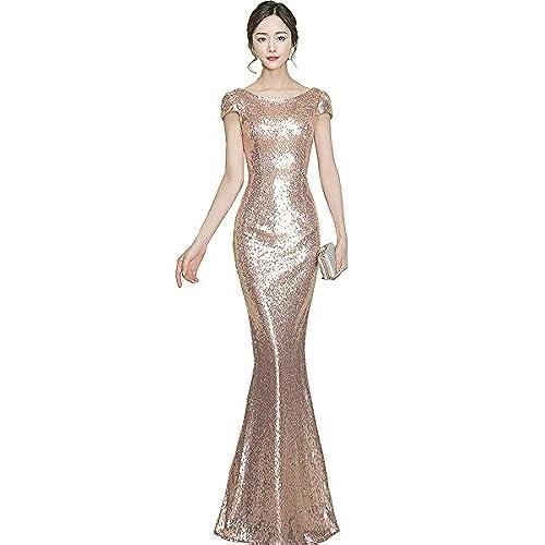 Gold Colour Dresses for Wedding: Amazon.com