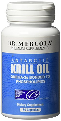 MERCOLA Krill Oil Capsules Count product image