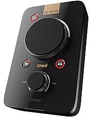 ASTRO Gaming MixAmp Pro TR Adapter (3. Generation, kompatibel mit PlayStation 4, PC, Mac) schwarz