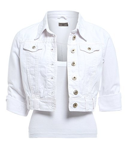 Giacca White Texana White Ss7 Giacca Ss7 Donna Texana Ss7 Giacca Donna FqaqtwOT