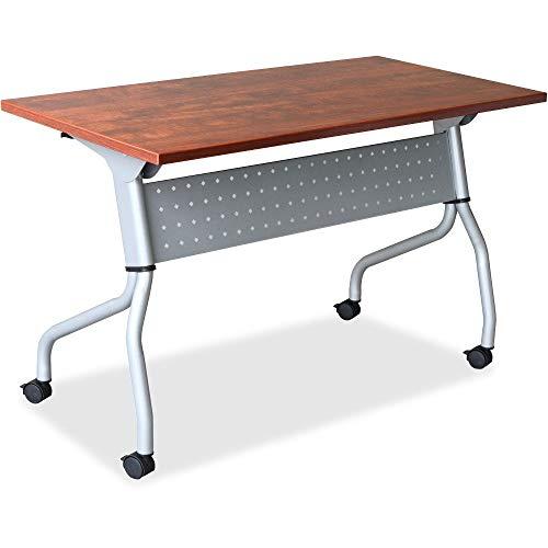 Lorell LLR60720 Flip Top Training Table, 46