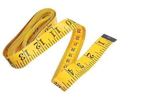 120inch Practical Waist Ruler Measure Slimming Measuring Tailor Sewing Tape