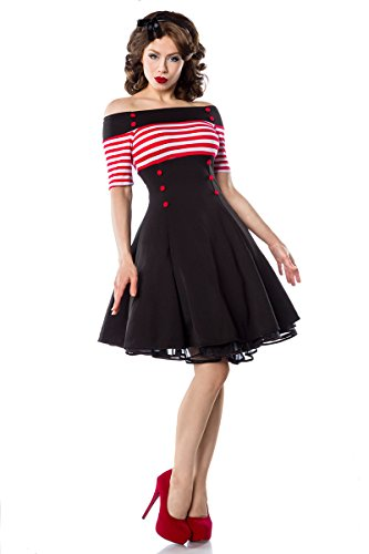 Reizendes Rockabilly Vintage-Kleid XL