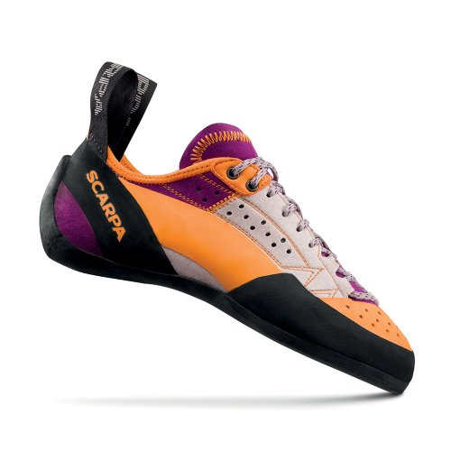X Shoe Scarpa Techno Climbing Women's Orange qCqwz4E