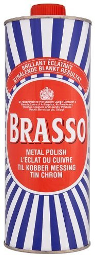 Brasso Metal Polish Liquid - 1 L by Brasso by Reckitt Benckiser