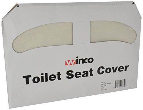 Winco TSC-250 250-Piece Toilet Seat Cover