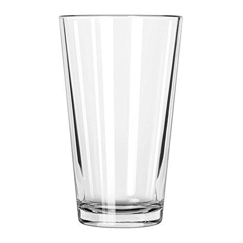 (Libbey 5139 Restaurant Basics 16 Ounce Mixing Glass - 24 /)
