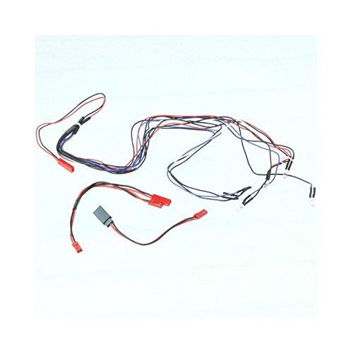 (Redcat Racing HX-LED-003M1 M1 Lighting Kit, 6 LED Including 2 Red, 2 White & 2 Blue)