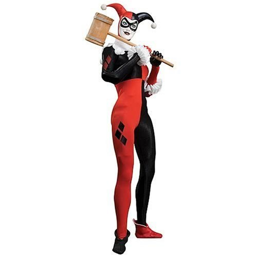 Harley Quinn 13-Inch Deluxe Collector Figure ()