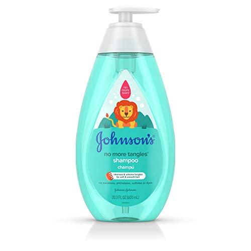 Johnsons Tangles Toddler Detangling Shampoo
