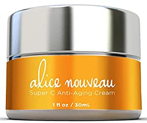 Alice Nouveau - Super C Anti-Aging Cream - Brightens, firms, Regenerates