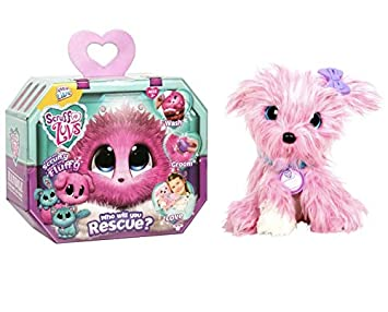 Amazon.com: Seasonz Findz Scruff-A-Luvs Mystery Plush Pet ...