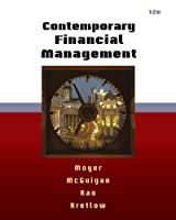 Contemporary Financial Management, 12th Edition Front Cover