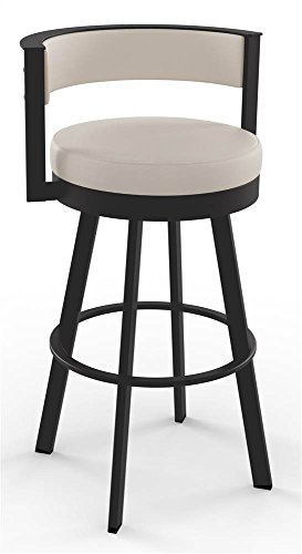 Amisco Browser Swivel Counter Stool from Amisco