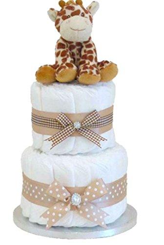 Unisex Duck Nappy Cake Baby Shower Gift New Mum Maternity Neutral Gift Hamper