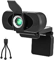 [ウェブカメラ 2020最新版] Colel webカメラ マイク内蔵 フルhd 1080p 30fps 広角 高画質 USBカメラ パソコンカメラ オートフォーカス 小型 ノイズ対策 三脚付属 ビデオ通話用 Proストリーミング コンピュー...