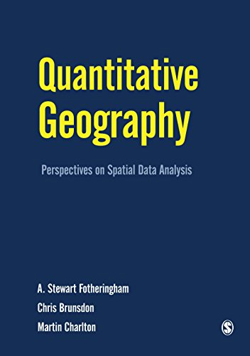 Download Quantitative Geography: Perspectives on Spatial Data Analysis Pdf