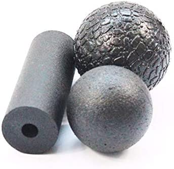 3 in1 Set EPP Hollow yoga Column Foam Roller Blocks for Deep