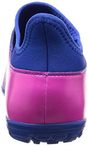 adidas X 16.3 TF J - Botas de fútbolpara niños, Azul - (AZUL/FTWBLA/ROSIMP), -28