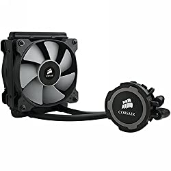 Corsair Hydro Series H75 Aio Liquid Cpu Cooler, 120mm Radiator, Dual 120mm Pwm Fans