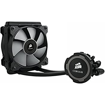 Corsair CW-9060015-WW  Hydro Series Cooling H75 Performance Liquid CPU Cooler