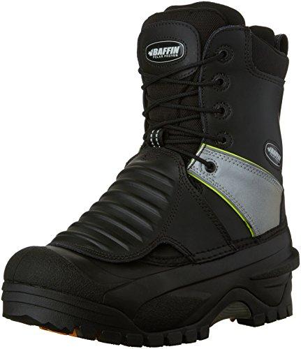 Baffin Blastcap Safety Boot, Black/Hi-Viz Black/Hi-viz