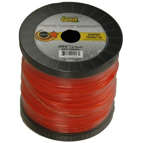 - Grass Gator 9095 String Trimmer Line 3-Pound 855-Feet x .095