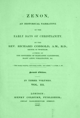 zenon-an-historical-narrative-of-the-early-days-of-christianity-v3