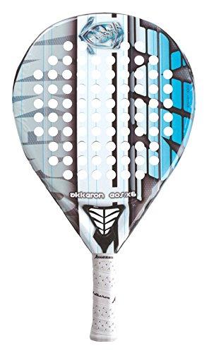 Akkeron Eos - Pala de pádel, color azul, talla única: Amazon.es: Deportes y aire libre