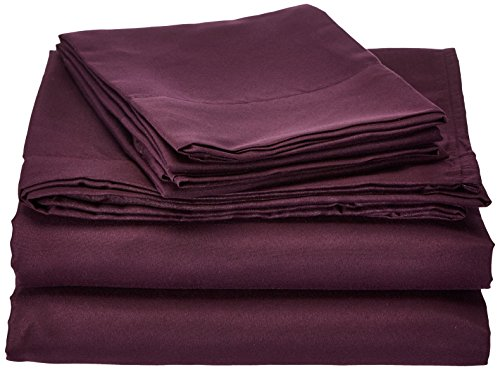 Clara Clark Affordable Microfiber Purple