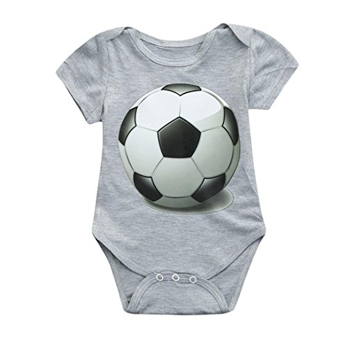DORIC Newborn Toddler Baby Girls Boys Soccer Football