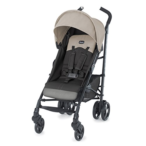 Chicco Liteway Stroller, Almond Chicco Lightweight Umbrella Stroller