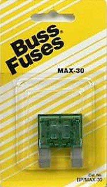 Bussmann BP/MAX-30 30 Amp Maxi Blade Fuse