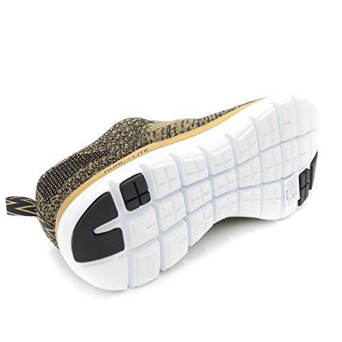 Donna 12771 Appeal Sneaker 2 Black Flex bkgd Skechers Gold 0 I0Tg6Uq