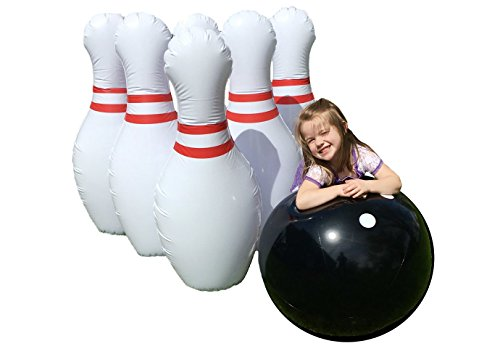Giant Inflatable Bowling Set - 39