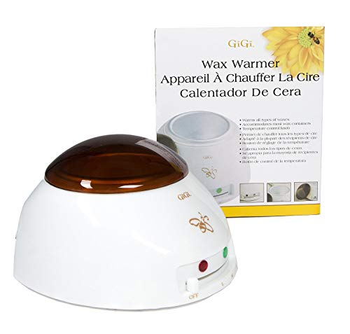 (GiGi Professional Multi-Purpose Wax Warmer with See-Through Cover)