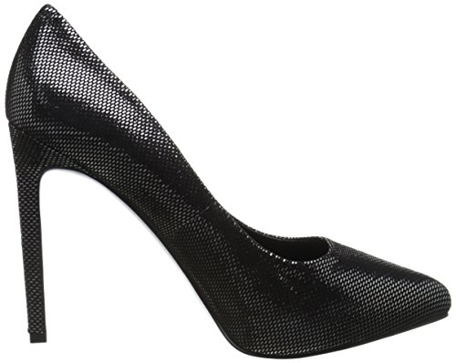 Bomba de Nine West Leapafaith Vestido metálico Pewter