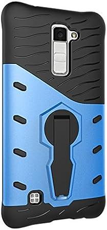 LG Premier LTE L62VL L61AL Case Slim Thin Hybrid Shock Absorption Scratch Resistant TPU Grip Skin Silicone Full-body Protective Cover Shell gold LG K10 Case Armor Kickstand Ultra