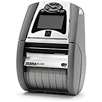 Zebra Technologies QH3-AUNA0M00-00 Series QLN320 Mobile Printer, HC 2, USB, 802.11 ABGN, Dual Radio, BT 3.0 Plus MFI Made for IPhone, Ethernet, 128/256 MB, CPCL, ZPL, LCD