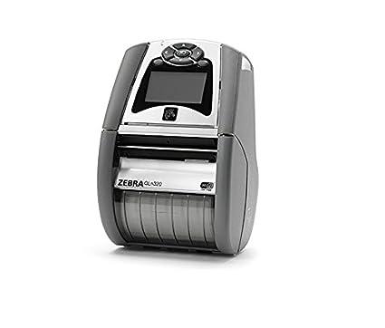 Zebra Wireless Label Printer - Trovoadasonhos