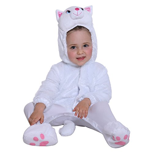 JFEELE Toddler Halloween Costume Baby Onesie Animal Costumes for Baby Boys and Girls (0-3 Years)