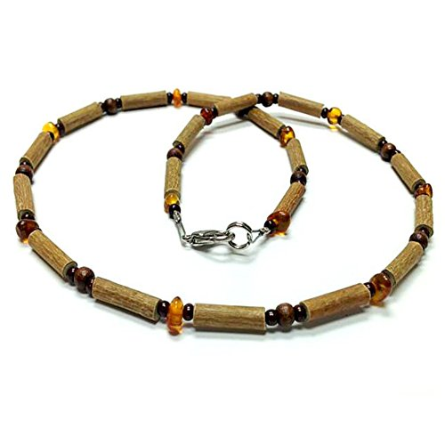 Pure Hazelwood Necklace Therapeutic Natural