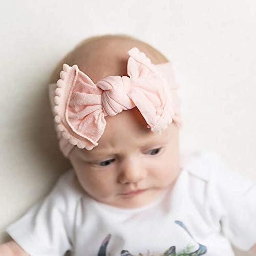 Junecake 10PCS Beb/é Ni/ñas Diademas,Diademas para el cabello Diademas de colores Accesorios para el cabello para reci/én nacidos Beb/és Ni/ños peque/ños