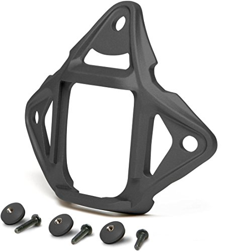 DLP Tactical 3-Hole Type 2 Skeleton NVG Mount Shroud for ACH / MICH / OPS-Core FAST / Crye AirFrame Helmet (Black) by DLP Tactical