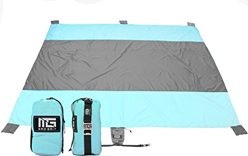 Best Deal  Huge Sand Proof Quick Drying Travel Family Beach Blanket X Large 9 X 10