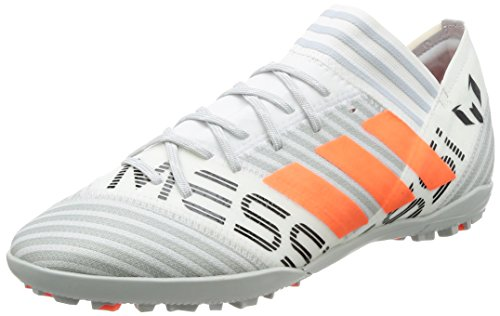 562fba180816 adidas Nemeziz Messi Tango 17.3 Turf Football Boots - Adult - White Orange  - UK Shoe Size 11 - Buy Online in KSA. Sporting Goods products in Saudi  Arabia.