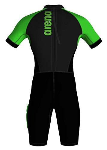 Arena Mens Swimrun Wetsuit - Black Fluo Green  Amazon.co.uk  Sports    Outdoors 1e13a536e